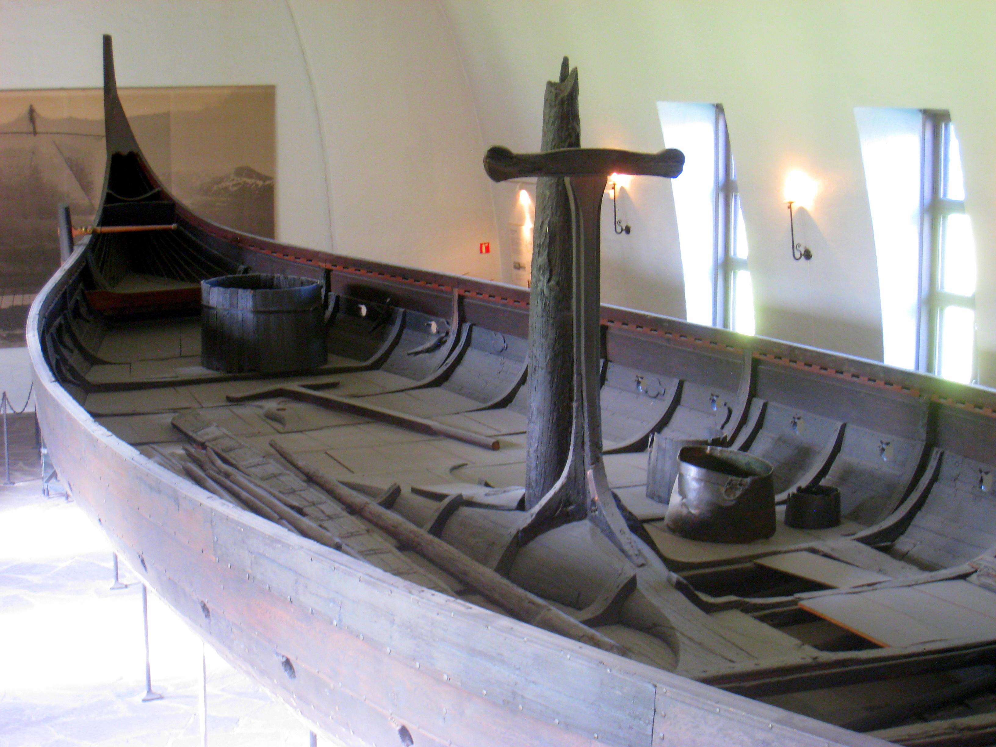 thevikingworld / Viking Age Shipbuilding