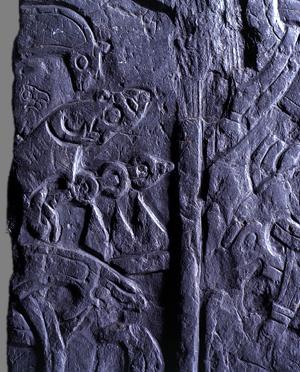 Manx Stone Cross, Andreas 121